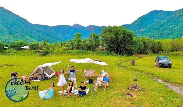 Tour Cắm Trại Hồ Am Chúa - Dép Tổ Ong Nha Trang
