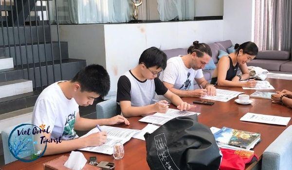 Khoá Học Lặn Biển Bình Hơi Từ Cơ Bản - Nâng Cao Tại Nha Trang