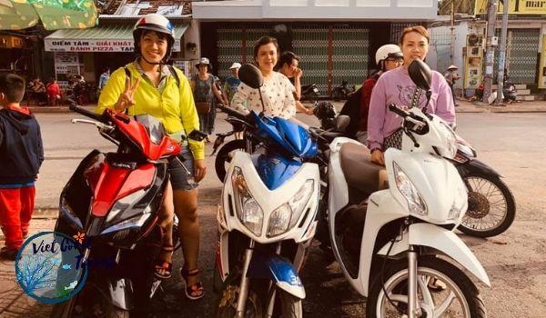 Thuê Xe Ga Ở Nha Trang