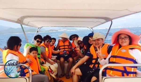 Tour 3 Đảo Đi Cano - Hòn Mun Hòn Tằm Nha Trang