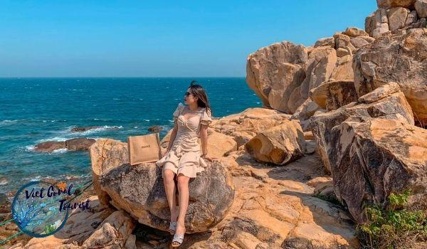 Tour Vịnh Vĩnh Hy - Hang Rái - Đồng Cừu